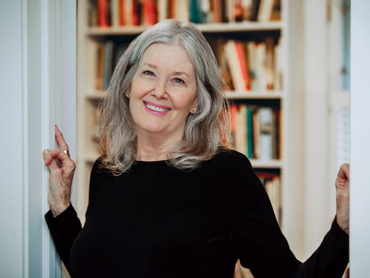 Author Elizabeth Berg.