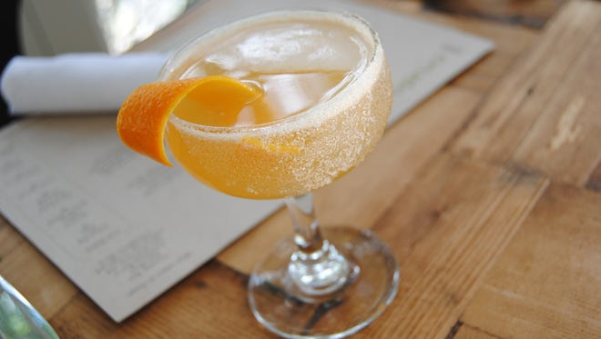 The Sidecar from Crudo in Phoenix.