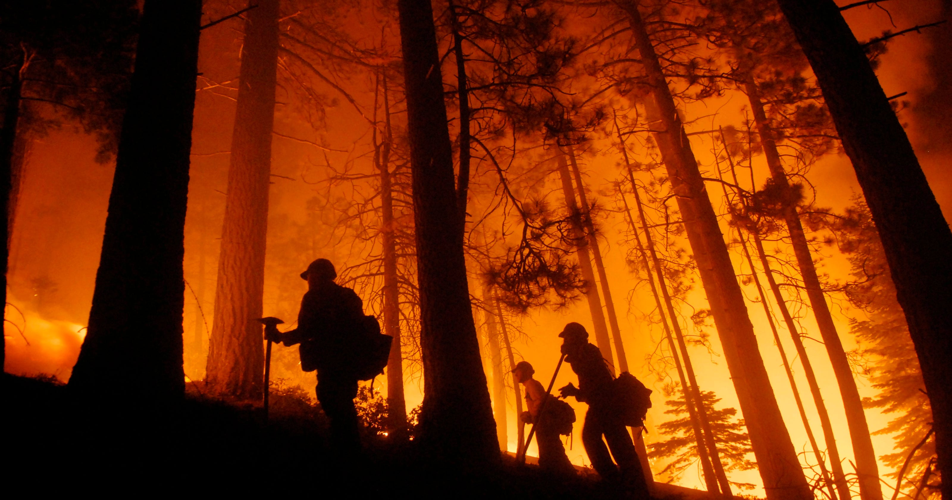 Lake Tahoe Weather Conditions Mirror Those That Fanned Angora Fire In 2007