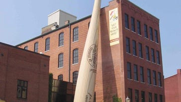 The Louisville Slugger Museum & Factory earns high marks as one of Top 25 Most Beautiful Factories in the world.