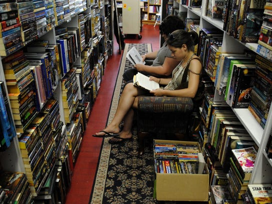 BookManBookWoman is an independent bookstore in Hillsboro