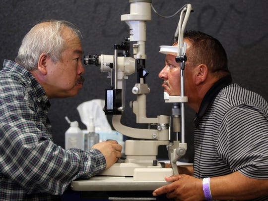Optometrist is ranked the seventh highest-paying job in Corpus Christi according to a recent survey. Six of the ten top-paying jobs are in health care.