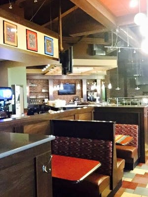 Jacky's Restaurant has remodeled the former Big Cheese Pizza at Benson Road and Cliff Avenue.