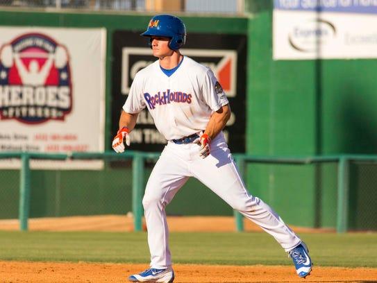 Matt Chapman leads the Texas League with 17 homers