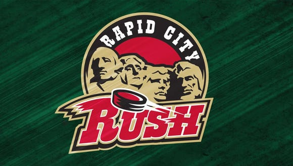 Rapid City Rush logo