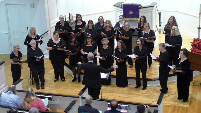 The spring choral program features a variety of music from Purcell and Mozart to Pablo Casals and Ralph Vaughan Williams.