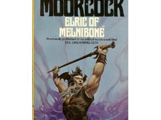 Moorcock's Elric of Melnibone is an old fantasy book. (Amazon.com photo)