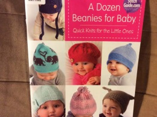"""I am really liking this book, """"A dozen beanies"""