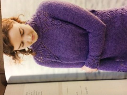 The Montauk sweater looks like a fun project to knit.