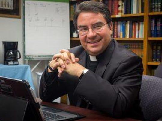 Bishop Oscar Cantu