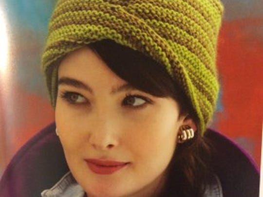 Candace Eisner Strick's Mobius Hat looks like an elegant tuban to me.