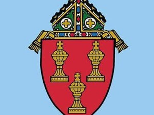 The seal of the Diocese of Corpus Christi