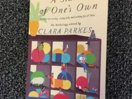 "Clara Parkes has compiled a wonderful book, ""A stash"