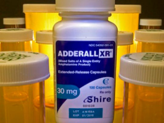 The prescription drug Adderall is used to treat ADHD, but can also make people more prone to complications of having a bad cold.