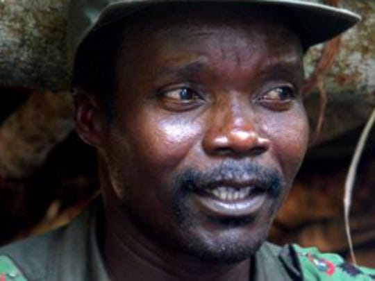 Joseph Kony is wanted by an international court for crimes against humanity.