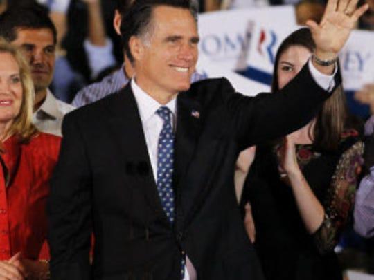 Incoming Utah senator Mitt Romney challenged President Trump's character in an op-ed in the Washington Post.
