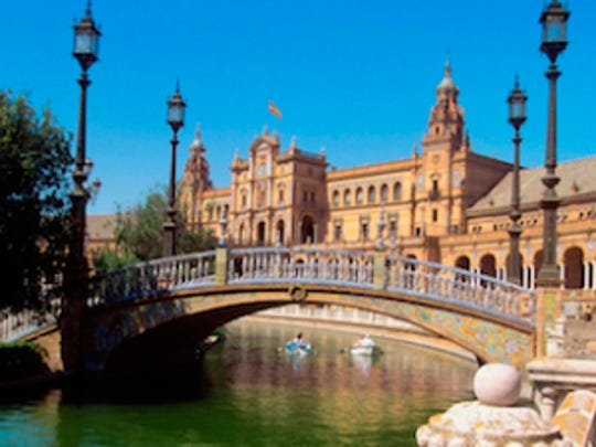 Where does Seville, Spain, rank in terms of the best cities in the world?
