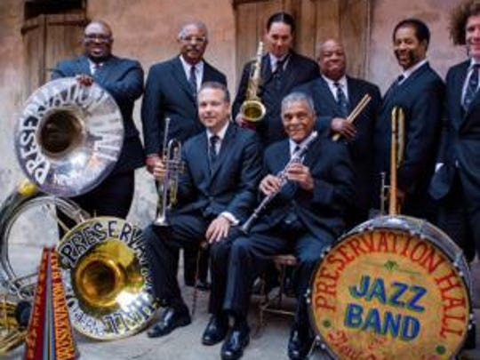 event-Preservation Hall Jazz Band