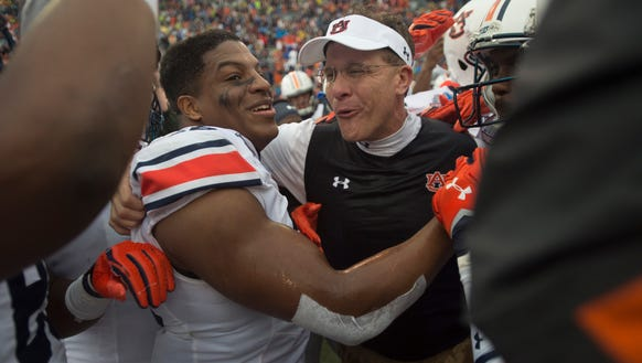 Malzahn Takes Issue That His New Staff Is All Yes Men