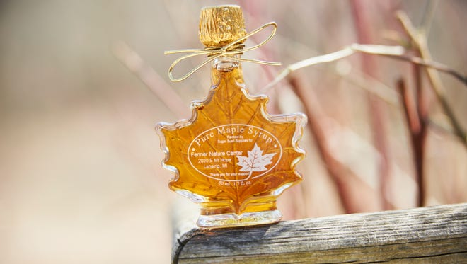 Fenner Nature Center's annual Maple Syrup Festival is on March 19.