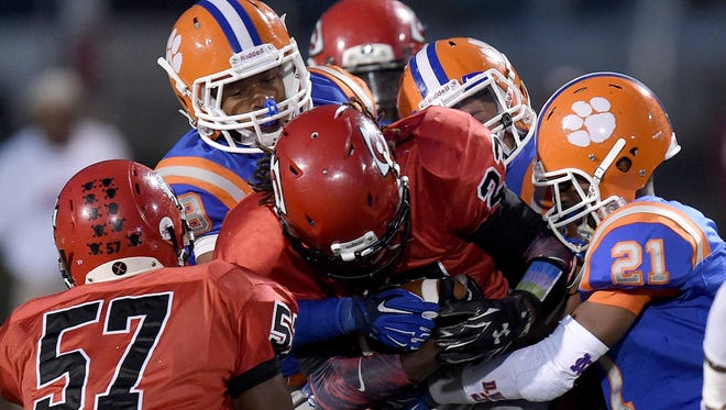 Clinton and Madison Central open up region play during Week 6.