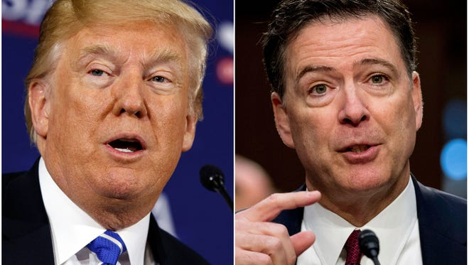 President Trump is expected to use the report to argue that he was right to FBI Director James Comey last year.