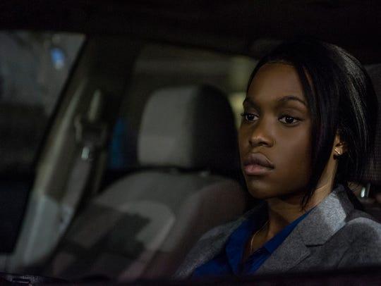 Clare-Hope Ashitey as K.J. Harper on 'Seven Seconds.'