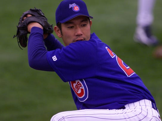 From 1999: Hideo Nomo gets the opening day start for