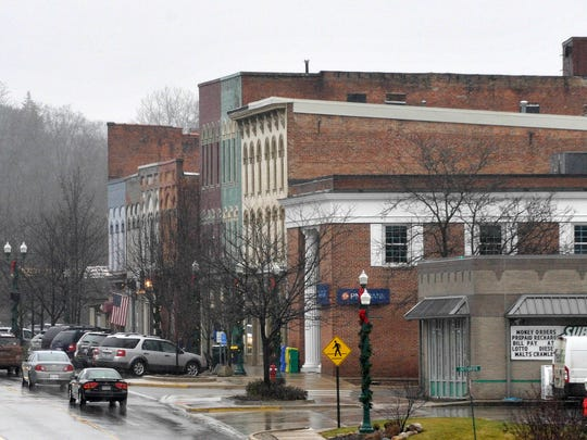 Downtown Dexter is bustling. The village's charms attracted so much growth that residents decided Nov. 4 to become a city.