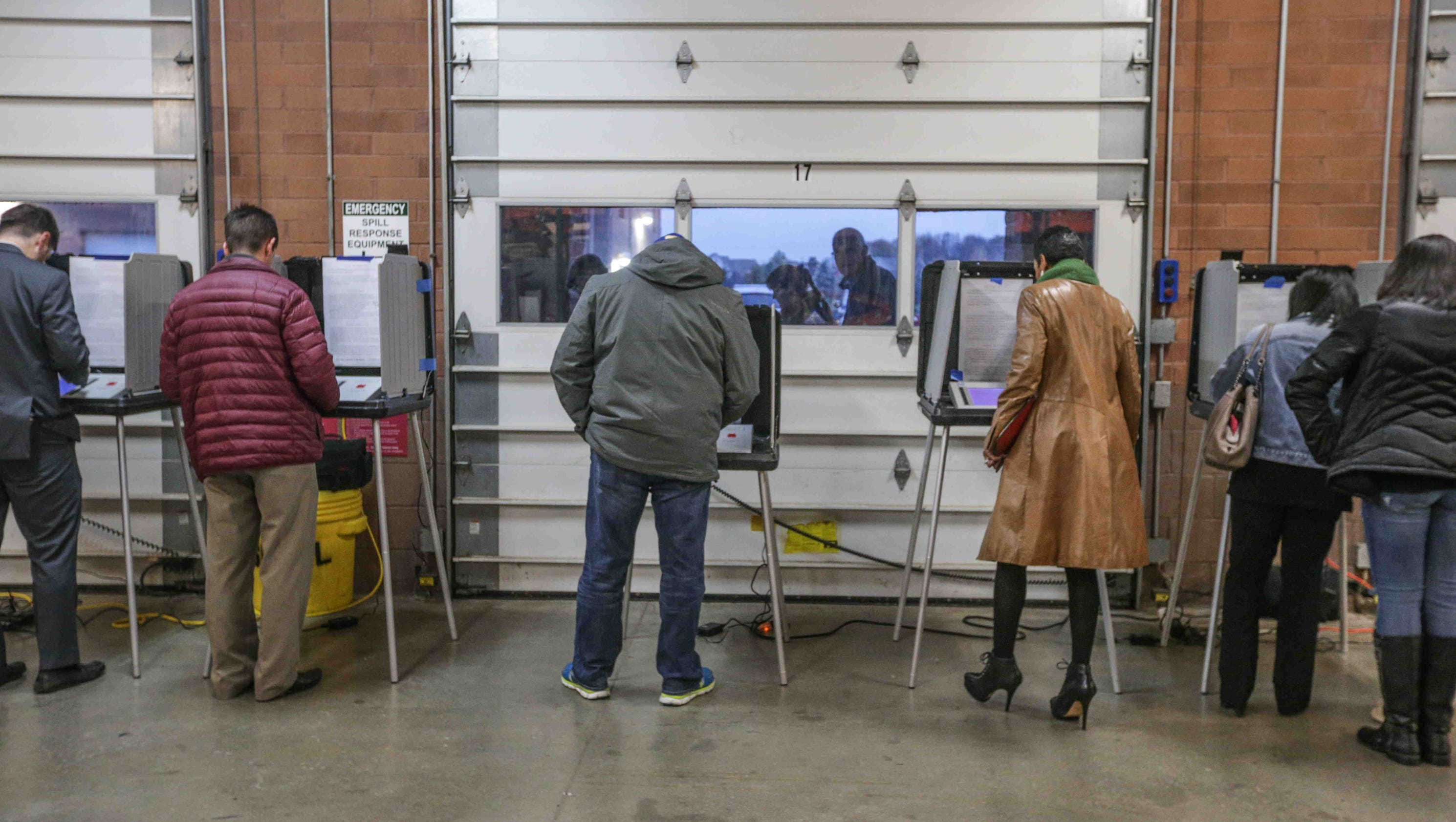 Lawsuit urges federal judge to add more early-voting sites in Marion County
