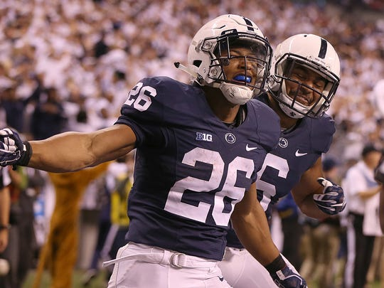 Will the Colts go for Penn State running back Saquon