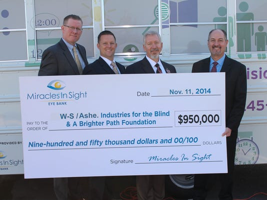 Industries for the Blind Receives $950,000 from Miracles in Sight.jpg