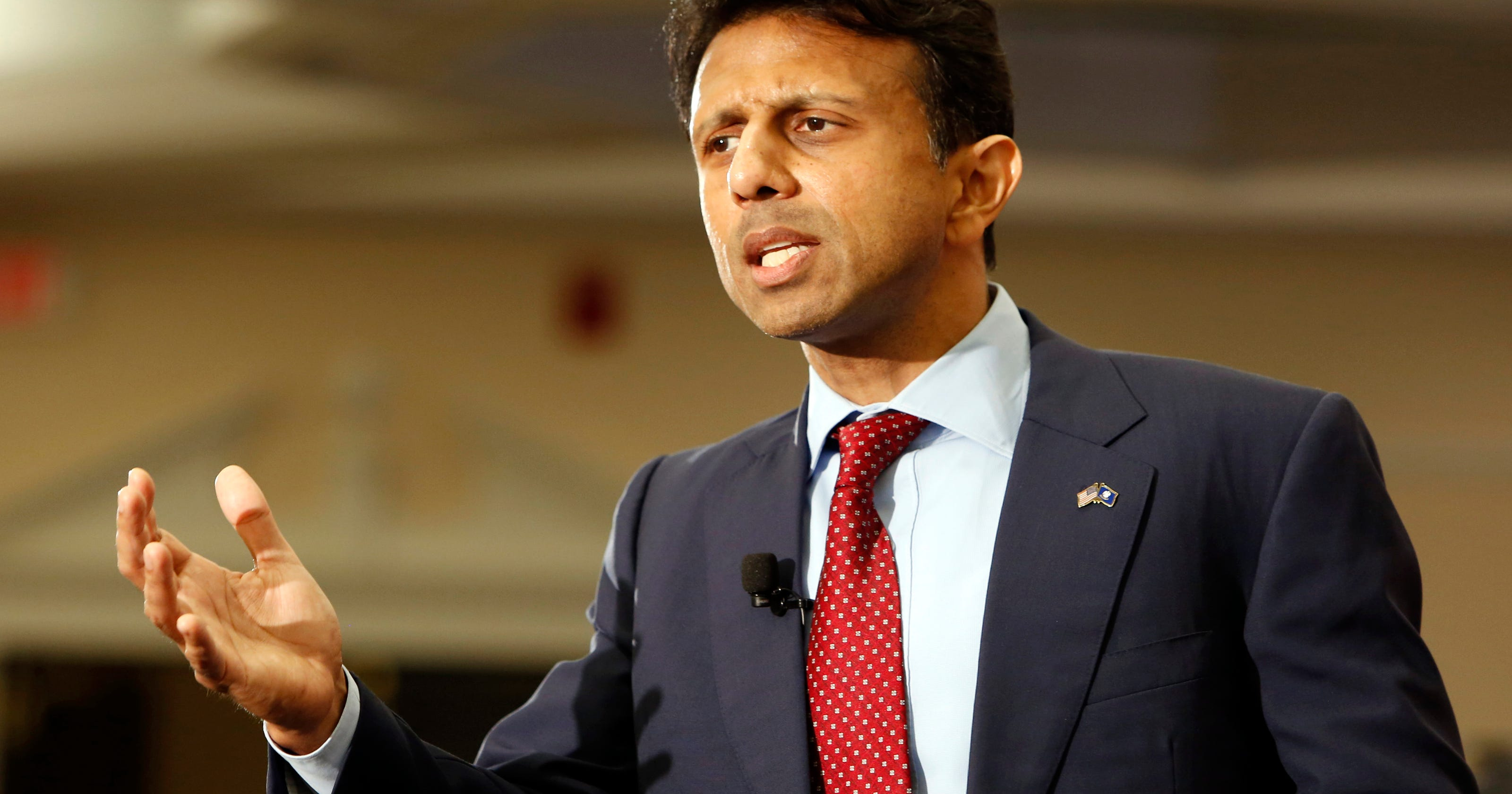 Jindal's lack of leadership a major disappointment