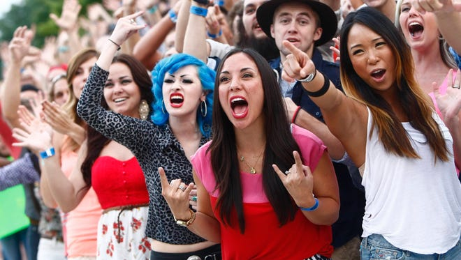 AMERICAN IDOL: Season 13: Salt Lake City Auditions: Thousands line up for a chance to become the next AMERICAN IDOL on Wednesday, July 10 at the EnergySolutions Arena in Salt Lake City, Utah.