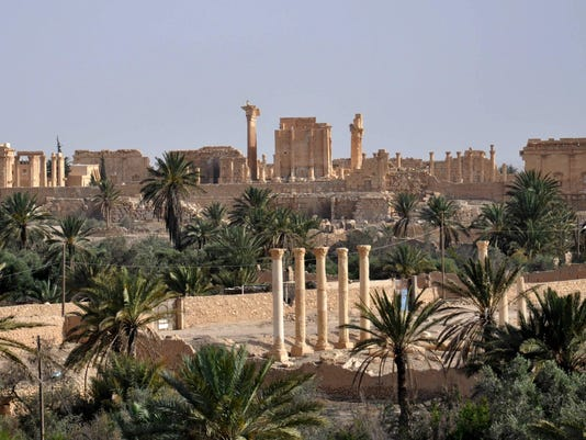 SYRIA-CONFLICT-PALMYRA-JIHADISTS-FILES