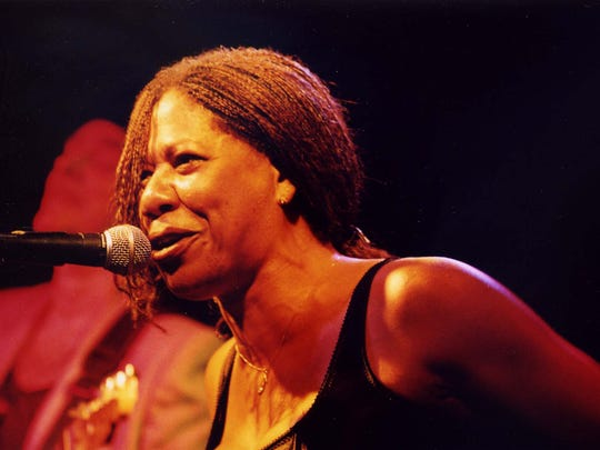 Cheryl Renee, who will be appearing at Winter Blues