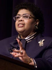 Linda Brown Thompson who was the lead plaintiff in