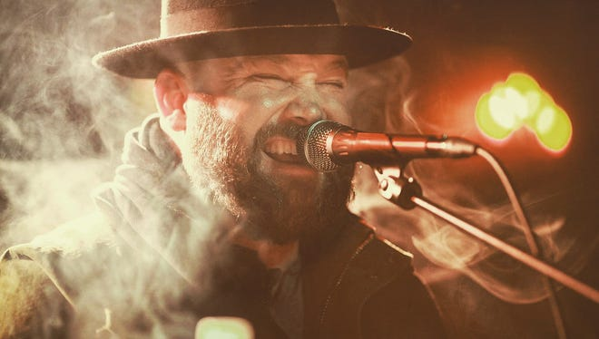 Ryan Innes will headline the Jazz Garden portion of George Streetfest on May 6 at Ancestor Square in St. George.