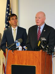 New Rochelle Police Commissioner Patrick Carroll talks