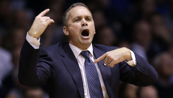 Butler is about to reverse a long trend, Gregg Doyel writes. Chris Holtmann may be the last coach Butler loses to a bigger program that isn't in the realm of a Duke or Kansas.