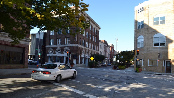 Salisbury officials are planning to make improvements to Main Street between Mill Street and Route 13.