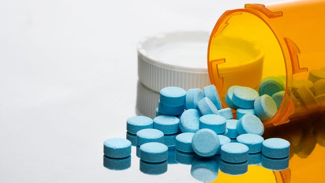You can get rid of unwanted prescription drugs safely this weekend at dozens of locations across Monmouth County.