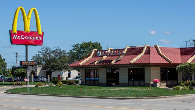 The Marysville McDonald's will close Monday for the construction of a new building.
