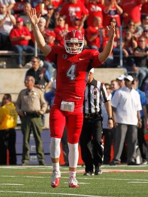 Fresno State senior Derek Carr is one of the top quarterbacks in college football.