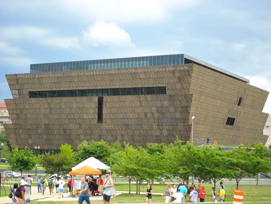 Preview of the Smithsonian' National Museum of African