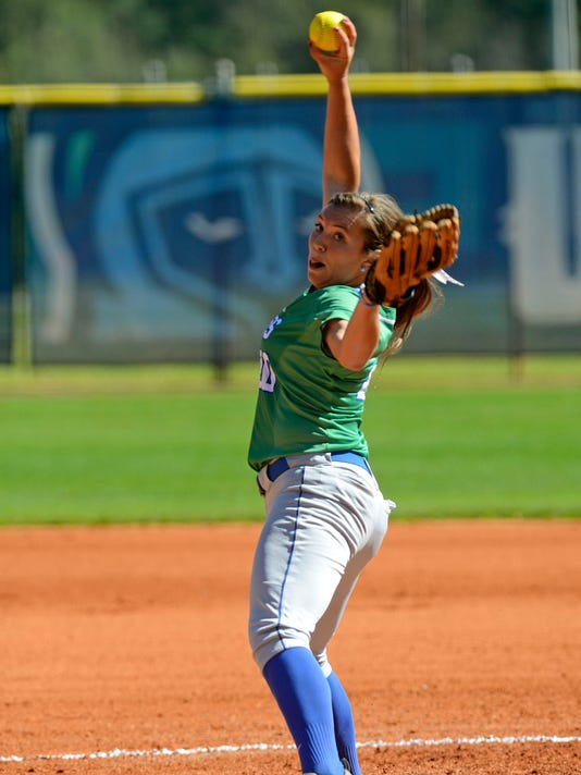 UWF Baseball-Softball vs Miss College 6