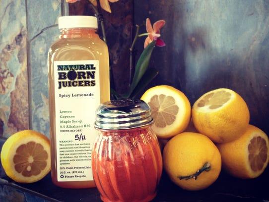 Natural Born Juicers - Spicy Lemonade