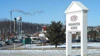 DuPont's Washington Works plant in West Virginia.