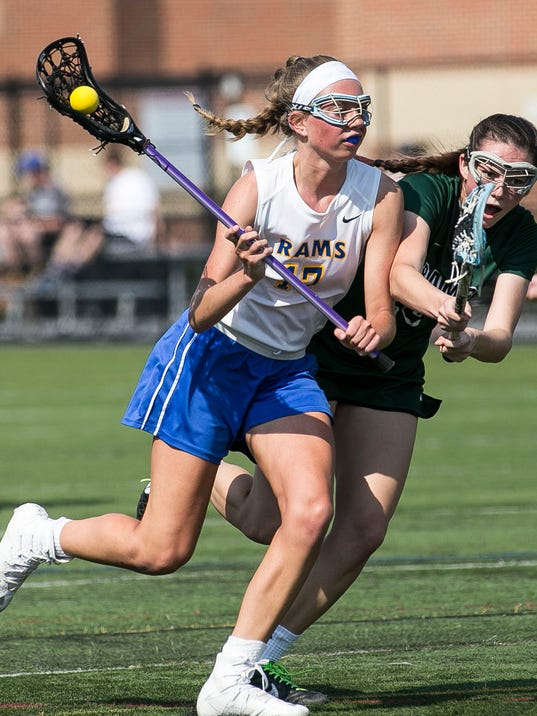 Kennard Dale vs. Pine Richland girls Lacrosse
