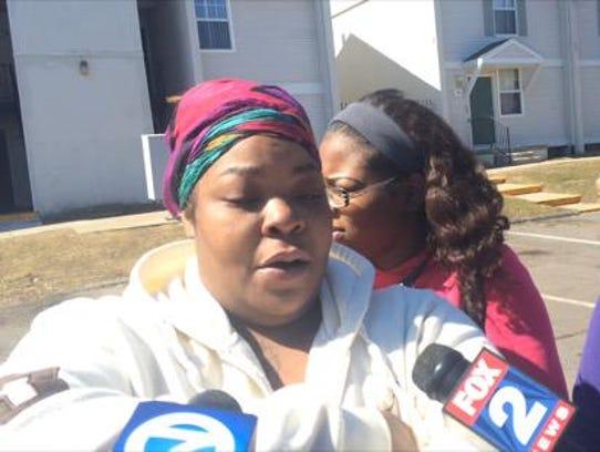 The children found in a freezer in a Detroit home